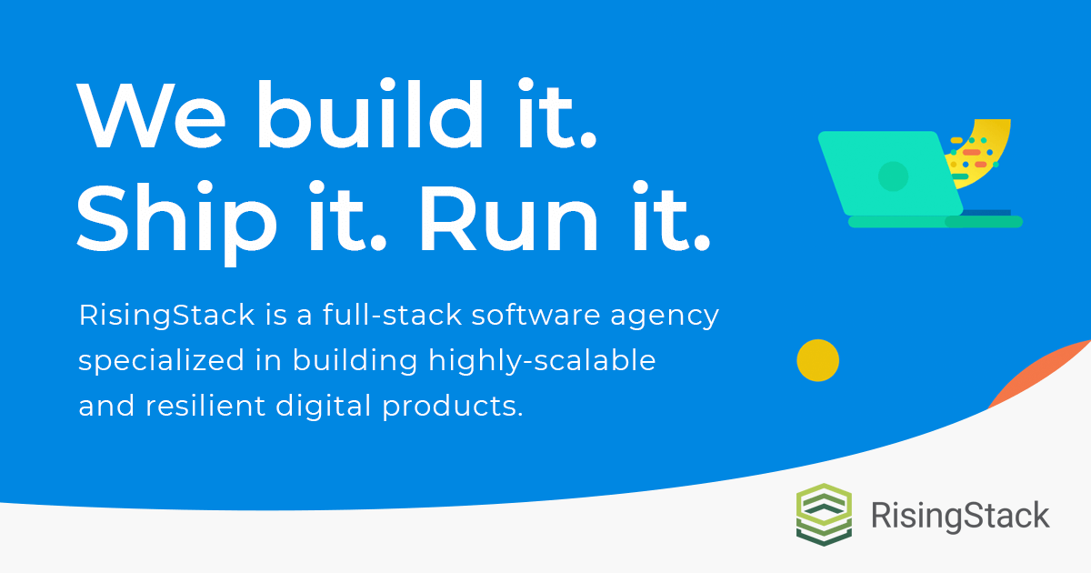 We build it. <br/> Ship it. Run it.